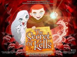 The Secret Of Kells Promo Poster