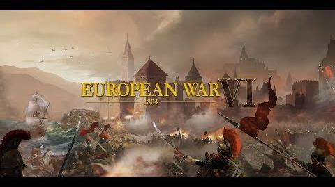 European War VI 1804 Intro Video