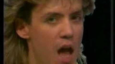 STOP (EUROVISION 1987) OFFICIAL VIDEO CLIP KALLIRIS & BANG