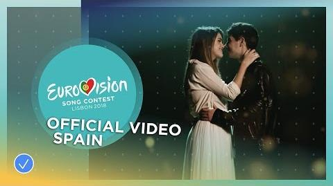 Amaia y Alfred - Tu Canción - Spain - Official Music Video - Eurovision 2018