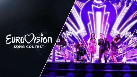Electro Velvet - Still In Love With You (United Kingdom) - LIVE at Eurovision 2015 Grand Final