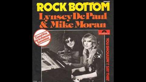 1977 Lynsey De Paul & Mike Moran - Rock Bottom