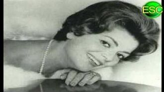 ESC 1956 02 - Switzerland 1 - Lys Assia - Das Alte Karussell