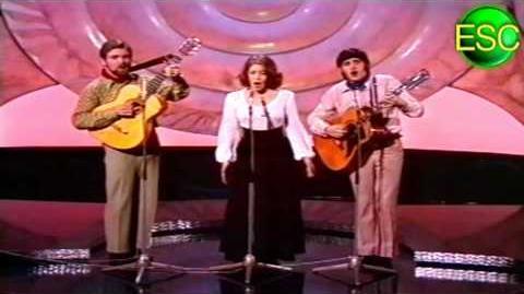 ESC 1971 04 - Switzerland - Peter, Sue & Marc - Les Illusions De Nos Vingt Ans