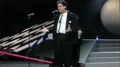 Eurovision 1987 Israel - Lazy Bums - Shir habatlanim