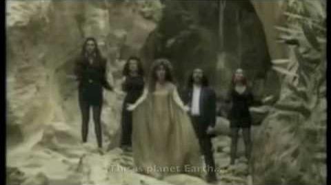 Elena Patroklou - SOS - Eurovision Cyprus 1991 (English Subtitles)