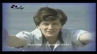 Daniel Popović - Džuli ( Original video ~ 1983 ) -HD-