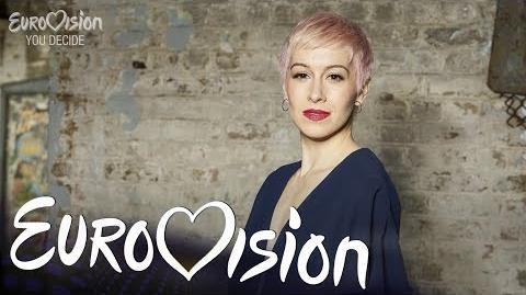 SuRie sings Storm - Eurovision- You Decide 2018 Artist
