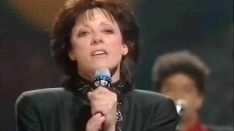 Eurovision 1987 Belgium - Liliane Saint-Pierre - Soldiers of love