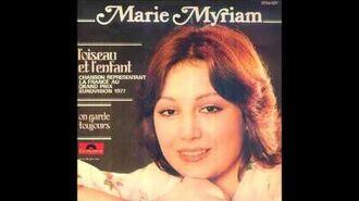 1977 Marie Myriam - L'oiseau Et L'enfant