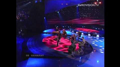 Max - Can't Wait Until Tonight (Germany) 2004 Eurovision Song Contest