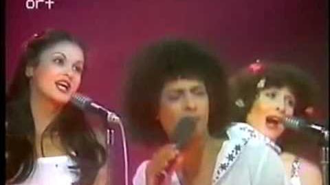 Eurovision 1978 Israel - Izhar Cohen & The Alphabeta - A-ba-ni-bi