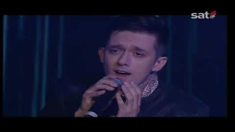 Vanja Radovanović - Inje (Eurovision Montenegro 2018)