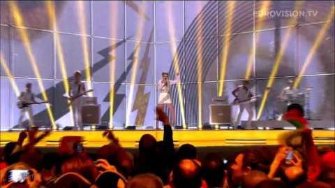 Emma - La Mia Città (Italy) LIVE Eurovision Song Contest 2014 Grand Final