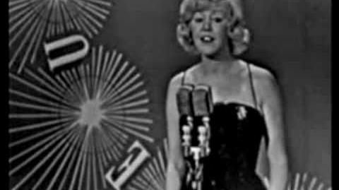 Eurovision 1965 - Kathy Kirby - I belong