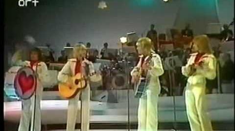 Eurovision 1978 Denmark - Mabel - Boom boom