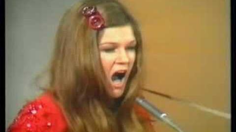 Eurovision 1969 - Lenny Kuhr - De troubadour