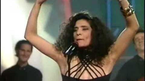Azucar Moreno - Bandido (with cue miss)