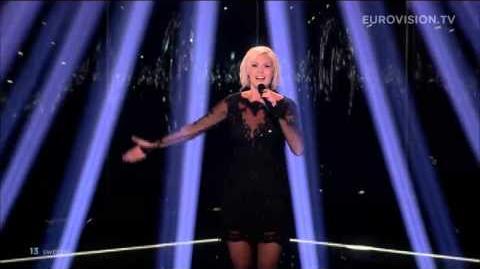 Sanna Nielsen - Undo (Sweden) LIVE Eurovision Song Contest 2014 Grand Final