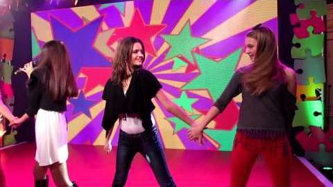 En vivo en la fiesta de Eurovisión Junior 2013