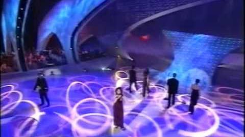 Eurovision 1998 Switzerland - Gunvor - Lass' ihn