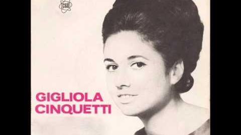 Gigliola Cinquetti - Non ho l'eta - Sanremo 1964