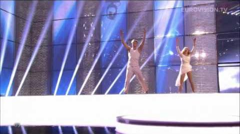 Tanja - Amazing (Estonia) 2014 Eurovision Song Contest First Semi-Final