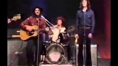 Eurovision 1974 Preview - Israel - Kaveret (Poogy) - Natati la khaiai - נתתי לה חיי - -STEREO-