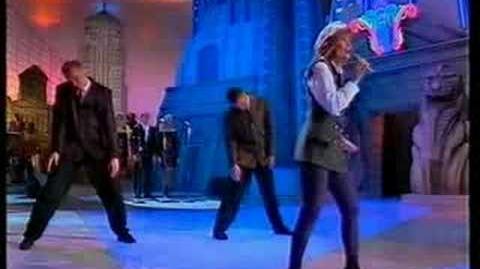 Eurovision 1991 - Carola - Fångad av en stormvind