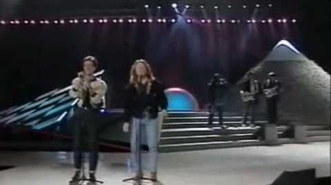 Eurovision 1987 Italy - Umberto Tozzi & Raf - Gente di mare