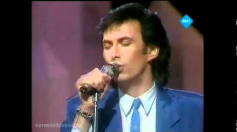 Eurovision 1986 - United Kingdom