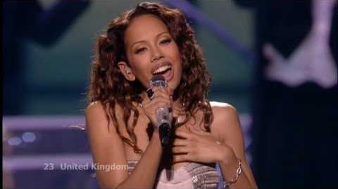 Jade Ewen - It's My Time - UK - Eurovision 2009 Final