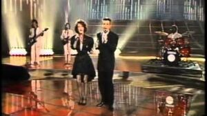 Eurovision 1990 - 13 FR Germany - C. Kempers and D
