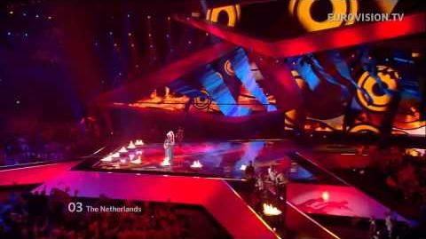 Joan Franka - You And Me - Live - 2012 Eurovision Song Contest Semi Final 2
