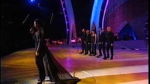 Eurovision 1998 - 19 Sweden - Jill Johnson - Kärleken är