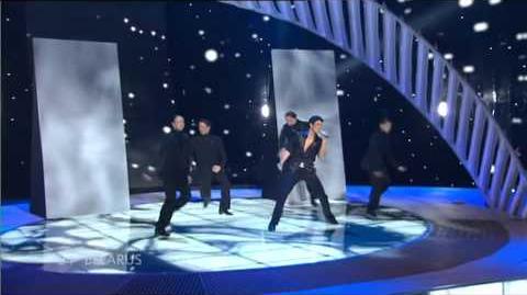 Eurovision 2007 Semi-Final 04 - Koldun - Work Your Magic - Belarus