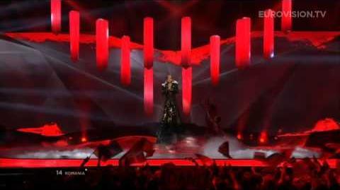 Cezar - It's My Life (Romania) - LIVE - 2013 Grand Final