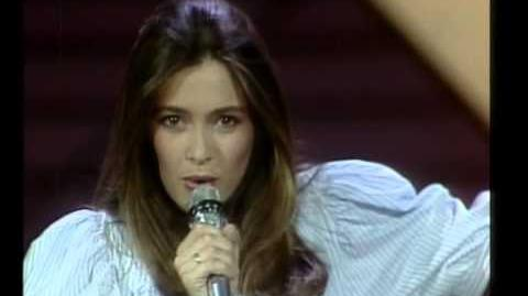 Eurovision 1984 - Luxembourg - Sophie Carle - 100% d'amour -HQ SUBTITLED-