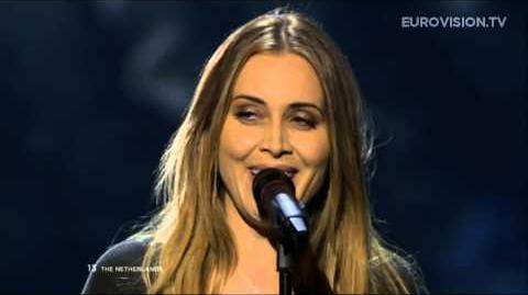 Anouk - Birds (The Netherlands) - LIVE - 2013 Grand Final