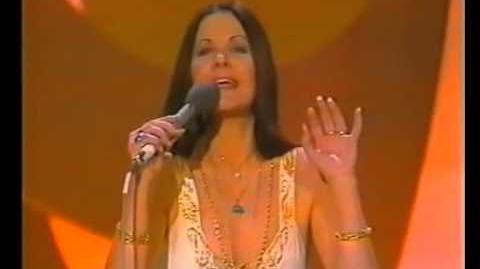 Eurovision 1979 - France - Anne-Marie David - Je suis l'enfant-soleil HQ SUBTITLED
