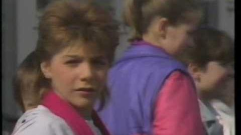 "Eurovision 1986 - Belgium - Sandra Kim ""J'Aime La Vie"""