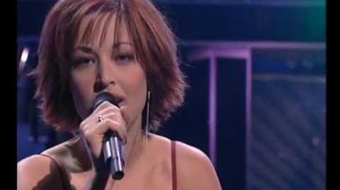 En vivo en Eurovisión 2001
