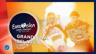 Belarus - LIVE - ZENA - Like It - Grand Final - Eurovision 2019