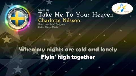 "1999 Charlotte Nilsson - ""Take Me To Your Heaven"" (Sweden)"