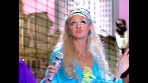 Bebi Dol - Brazil (Eurovision 1991 HD Video)
