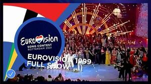 -EurovisionAgain - Eurovision Song Contest 1999 - Full Show - No Commentary - HD