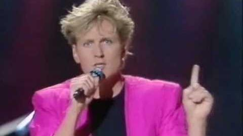Eurovision 1987 Luxembourg - Plastic Bertrand - Amour amour