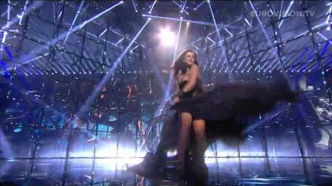 Mariya Yaremchuk - Tick - Tock (Ukraine) LIVE Eurovision Song Contest 2014 Grand Final