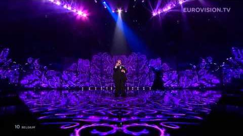 Axel Hirsoux - Mother (Belgium) LIVE 2014 Eurovision Song Contest First Semi-Final