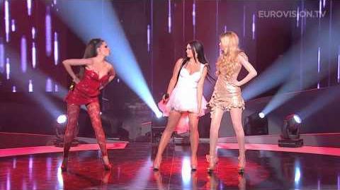 Moje 3 - Ljubav je svuda (Serbia) 2013 Eurovision Song Contest